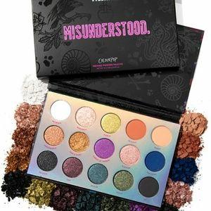 """Colourpop Makeup - 💜Colour Pop x Disney """"Miss Understood"""" Palette"""
